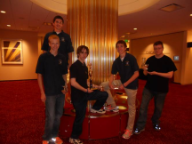 Academic Team at Nationals