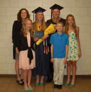 Hoadley Graduation Photo
