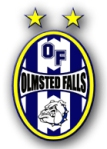 OFHS soccer decal