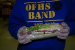 OFHS Super Bowl hoagie sale