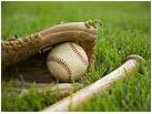 summer baseball image
