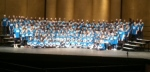 OFMS 6th grade choir Oberlin honor choir