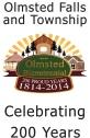 Olmsted Bicentennial logo