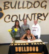 athletic signing Laney Haviland