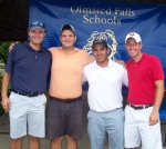 Golf outing