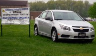 OFAB fundraiser car