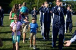 OFHS marching band preschool 2013