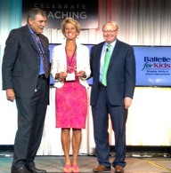 Battelle for kids honoree