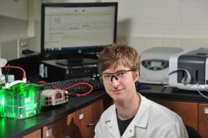 Neurochemistry Neuroscience Senior Benjamin Brown '15