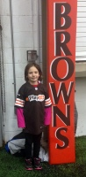Hailey Browns sign