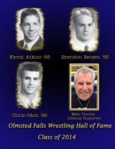 wrestling hall of fame