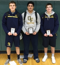 3 placers