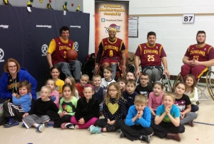 disability wheelchair cavs 5