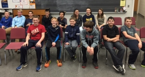 Geography bee 1