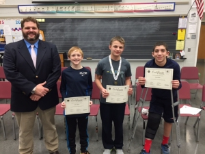 Geography bee 2