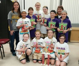 OFIS 4th grade girls basketball