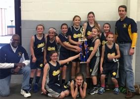 OF girls basketball champs