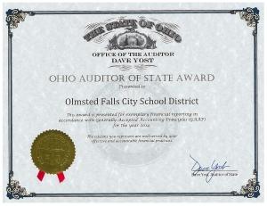 state auditor award-1