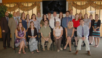 New Faculty - OFCS 2015