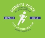 Robby's voice poster