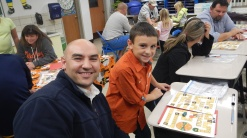 family math night 1