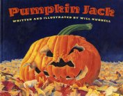 Pumkin Jack - Book Cover
