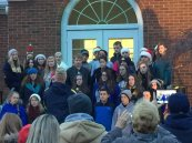 MS Choir - Township Tree Lighting