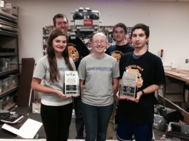 VEX robotics season 1