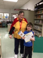 F-L Healthy Hero Ciaran Hannon with Carol Meszaros.
