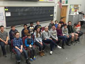 OFMS geography bee 1