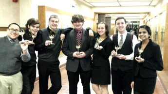 speech and debate winners a