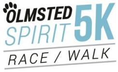 Olmsted spirit race logo