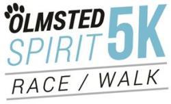 Olmsted spirit race logo