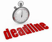 deadline cliparat