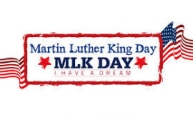 Martin luther king day clipart