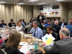Dr. Lloyd addresses new Southwest Regional Business Advisory Council