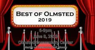 BEST OF OLMSTED EVENT GRAPHIC