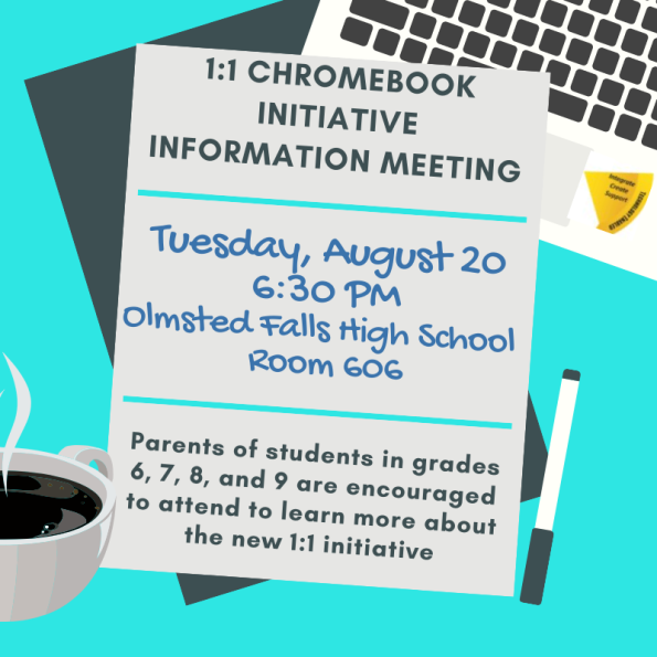 August | 2019 | Olmsted Falls Schools - Blog Update
